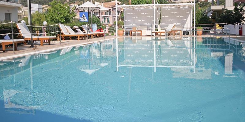 Xenia Hotel Beach Club Ocean Elements